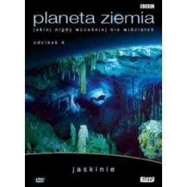 PLANETA ZIEMIA - JASKINIE - DVD