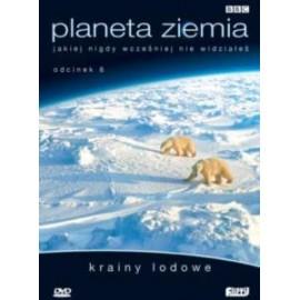 PLANETA ZIEMIA - LODOWE KRAINY - DVD