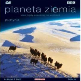 PLANETA ZIEMIA - PUSTYNIE - DVD