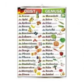 Obst und Gemüse (niem.)