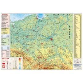 Polska fizyczna z elementami ekologii