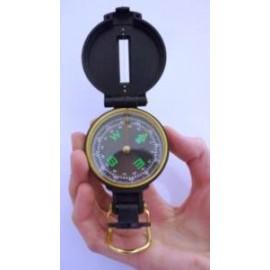 Kompas czarny pcv