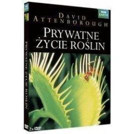 BBC. Prywatne życie roślin 2 x DVD