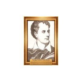 Portrety pisarzy Byron