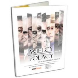 Wielcy Polacy - zestaw 20 plansz