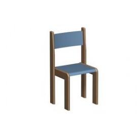 Krzesło przedszkolne drewniane Kubuś