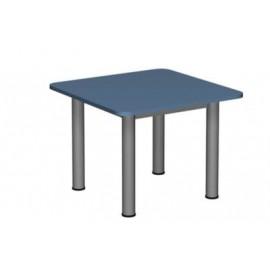 Stół kwadratowy 700x700 noga fi 60