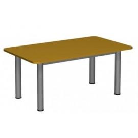 Stół prostokątny 1200x700 noga fi 60
