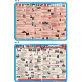 Historia 015 - podkładka 40x30 cm