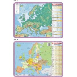 Mapy Polski i Świata 063 - podkładka 40x30 cm