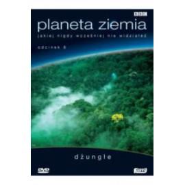 PLANETA ZIEMIA - DŻUNGLE - DVD