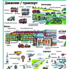 Transport  RU 120x160 cm