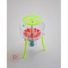 Model turbiny wodnej - turbina wodna