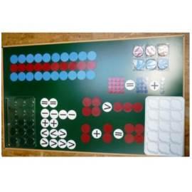 Liczmany tablicowe dwustronne magnetyczne