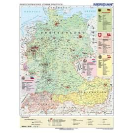 Kraje niemieckojęzyczne - polityczna