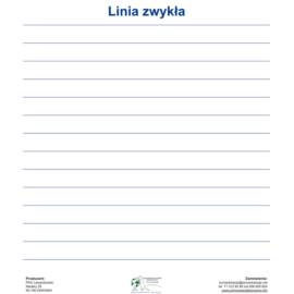 Nakładka magnetyczna LINIA