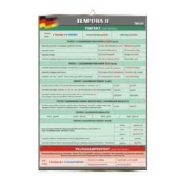 Tempora II - Perfekt, Plusquamperfekt (niem.)
