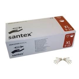Rękawice Rękawiczki Lateksowe rozmiar: XL