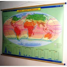Świat. Krajobrazy / Strefy klimatyczne