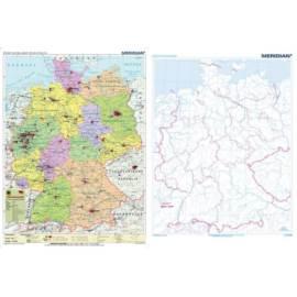 DUO Deutschland politisch / stumm