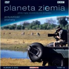 PLANETA ZIEMIA - PRZYSZŁOŚĆ PLANETY 2 x DVD
