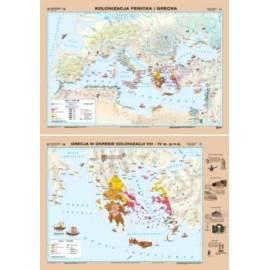 Kolonizacja fenicka i grecka