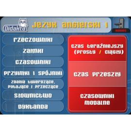 Didakta Język Angielski 1 - początkujący SP, GM