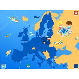 Didakta Unia Europejska dla dzieci