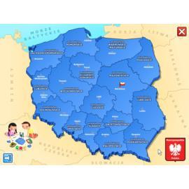 Didakta Polska i jej województwa