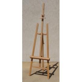 Sztaluga malarska studyjna trójnożna drewniana