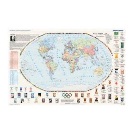 Olimpiady na mapie świata - Idea Olimpijska