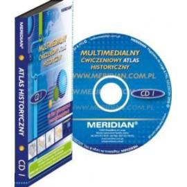 Multimedialny ćwiczeniowy atlas historyczny CD I