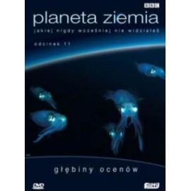 PLANETA ZIEMIA - GŁĘBINY OCEANÓW - DVD
