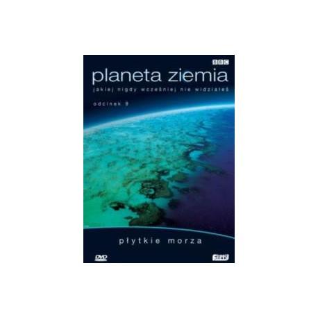 PLANETA ZIEMIA - PŁYTKIE MORZA - DVD