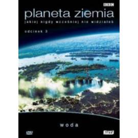 PLANETA ZIEMIA - WODA - DVD