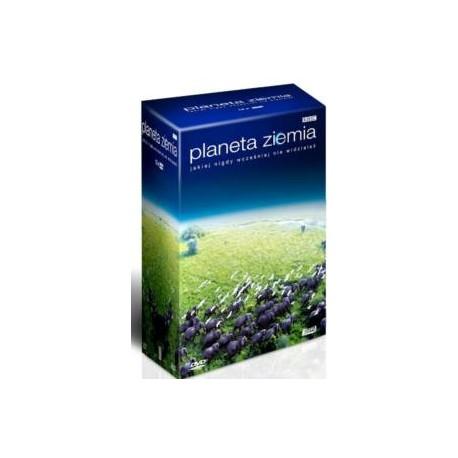 PLANETA ZIEMIA BOX - DVD (13 płyt)