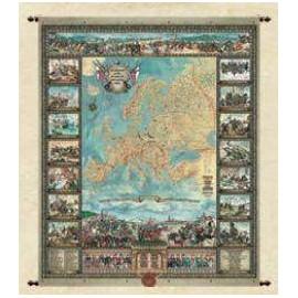 Największe Bitwy Oręża Polskiego 97 x 119,5 cm