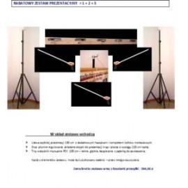 RABATOWY ZESTAW PREZENTACYJNY   1 + 2 + 3