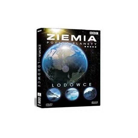 ZIEMIA POTĘGA PLANETY Lodowce DVD