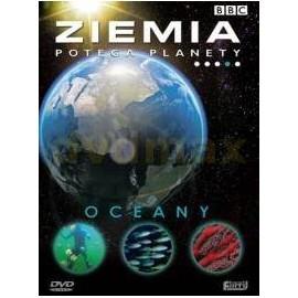 ZIEMIA POTĘGA PLANETY Oceany DVD