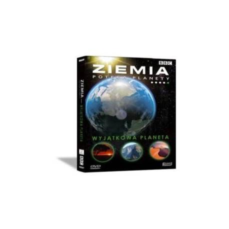 ZIEMIA POTĘGA PLANETY Wyjątkowa planeta DVD