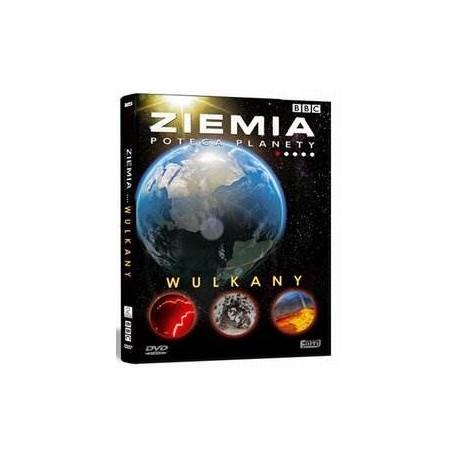 ZIEMIA POTĘGA PLANETY Wulkany DVD
