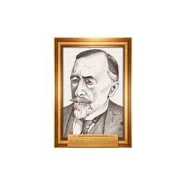 Portrety pisarzy Korzeniowski