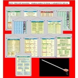 JĘZYK  ANGIELSKI Gramatyka -rabatowy zestaw 12 pla