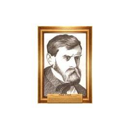Portrety pisarzy Asnyk