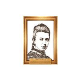 Portrety pisarzy Orzeszkowa