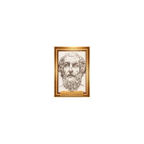 Portrety pisarzy Homer