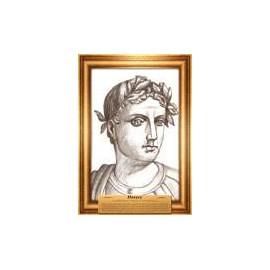 Portrety pisarzy Horacy