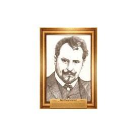 Portrety pisarzy Kasprowicz