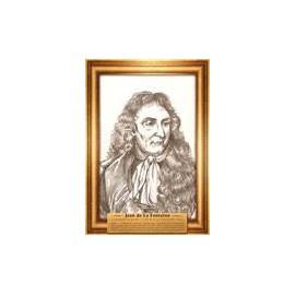 Portrety pisarzy de La Fontaine